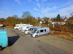 wohnmobilparkplatz
