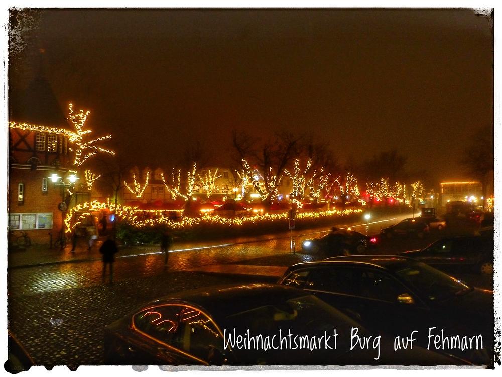 Weihnachtsmarkt Fehmarn.Burg Auf F Mit Dem Wohnmobil Zum Weihnachtsmarkt Travel Cycle