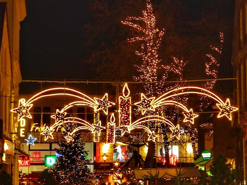 Elmshorn Weihnachtsmarkt