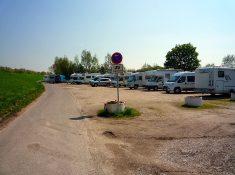 Buxtehude - ein Roadtrip mit dem Wohnmobil zur Apfelblüte