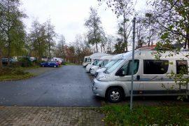 Goslar - mit dem Wohnmobil zum Weihnachtsmarkt